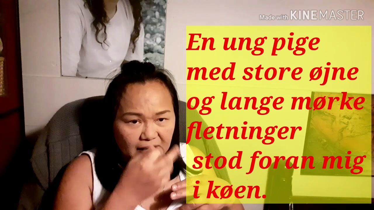 Dansk grammatik แกรมม่าเดนิช find ord i sætningen