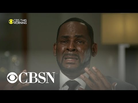 TimBuck2 - R Kelly Breaks His Silence with Gayle King On CBS This Morning