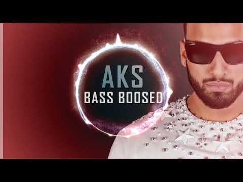 Amplifier Dhol Mix  Imran Khan||AKS BASS BOOSTED
