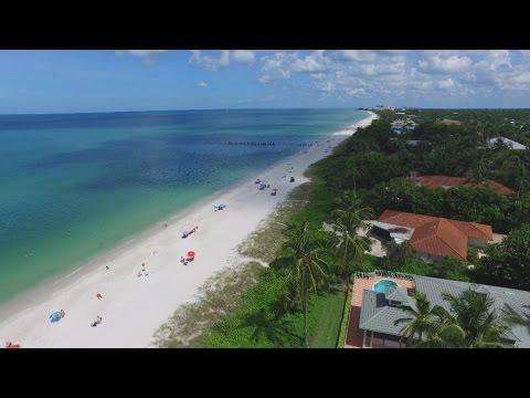 Naples, Florida Drone Flight