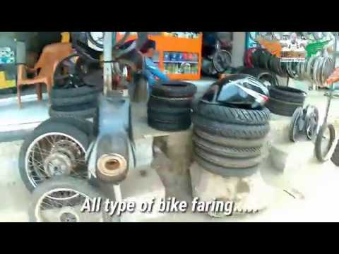 CHOR BAZAAR IN VASAI / AUTOMOBILE'S SPARE PART'S AND ACCESSORIES IN CHEAP RATE...