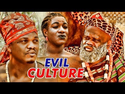 EVIL CULTURE 1 (KEN ERICS)  - LATEST 2017 NIGERIAN NOLLYWOOD MOVIES