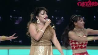 മത്തിക്കറീം മീൻകുഴന്പും! കാളിദാസൻ നമിച്ചു റിമിയെ... Vanitha Film Awards 2017    Part 04