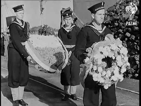 1943 Gibraltar B-24 Crash