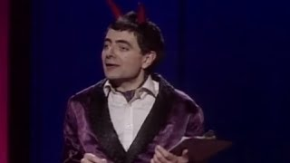 Rowan Atkinson Live - The Devil 'Toby' welcomes you to Hell thumbnail