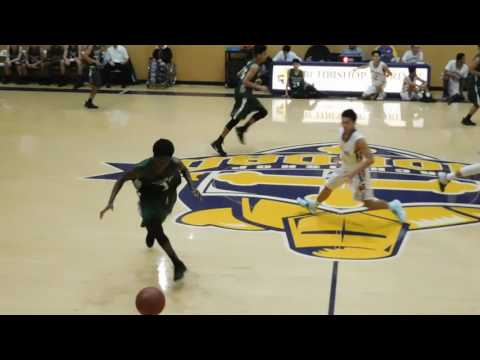 SHC vs Riordan - JV Boys - 2017 High School Basketball