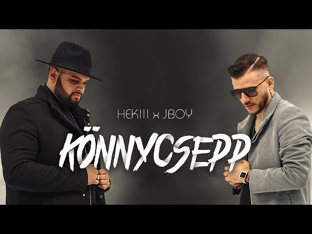 HEKIII x JBOY - KÖNNYCSEPP (Official Music Video)