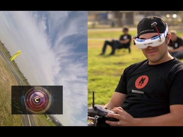 Drone racing in an Aerial Grand Prix - BBC Click