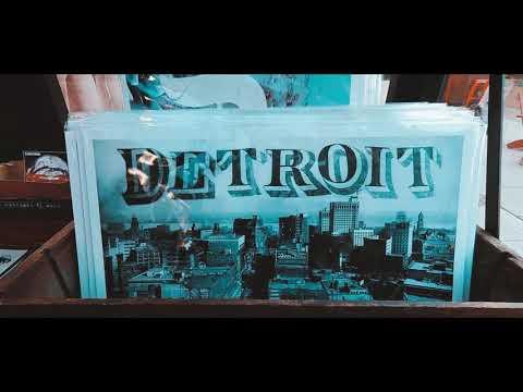 Downtown Detroit 2019 - Detroit, Michigan