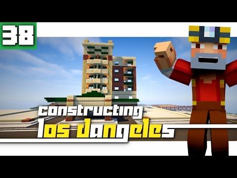 Constructing Los Dangeles: Season 2 - Episode 38! (Beachside Hotel!)