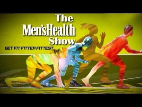 Men's Health & Women's Health Show: Aerial Yoga