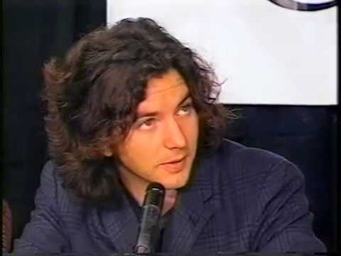 Pearl Jam - 1995-01-14 Washington, DC (News Report)