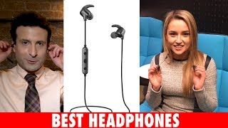 Best In Ear Headphones iClever Noise Cancelling - The Deal Guy