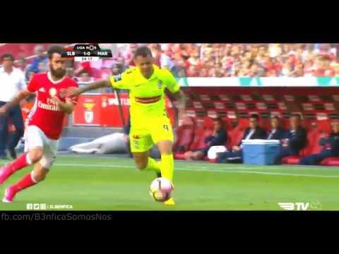 BENFICA 3 - 0 Marítimo | GOLOS com relato (Antena 1)