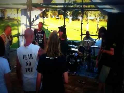 PERTH Punk Picnic 2013