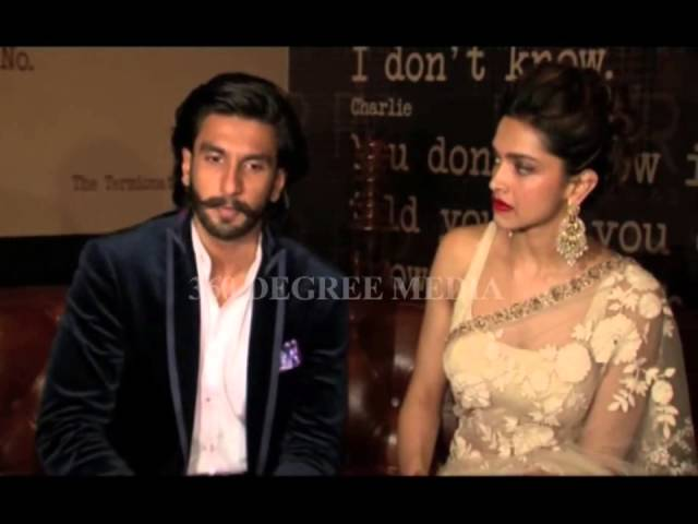 Ramleela Movie Trailer  -Ranveer says 'Ramleela' is an complete enetertainment Travel Video
