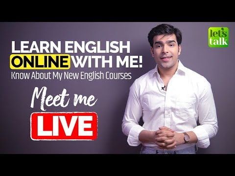Learn English Online With Hridhaan - Know More About Online English Courses