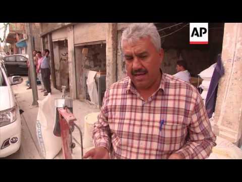Islamic State group's advance in Kobani worries Iraqi Kurds