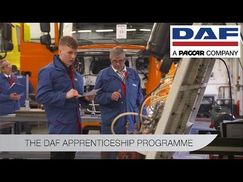 DAF Trucks UK | The DAF Apprenticeship Program with Skillnet