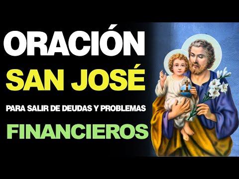 🙏 Milagrosa Oración a San José PARA SALIR DE DEUDAS Y PROBLEMAS FINANCIEROS 💵