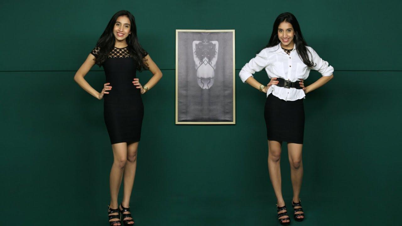 5 ways to wear a dress style hacks youtube
