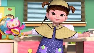 Детектив Консуни + Великан Хлоя - Консуни- сборник - Мультфильмы для девочек - Kids Videos