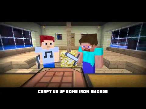 Hack That - A Minecraft Parody 1 Hour Loop HD