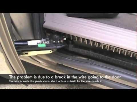 Chrysler Grand Voyager Sliding Door Repair