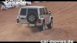 توربو الصحراء الانتحارية في العمل car-movies de chrome-and-carbon.net