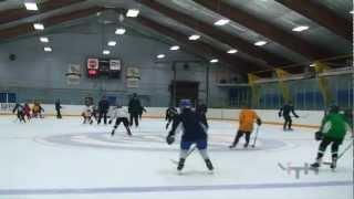 iTrain Hockey   Backwards Training Intensive