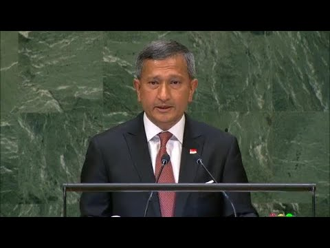 🇸🇬 Singapore - Minister For Foreign Affairs Addresses General Debate, 73rd Session
