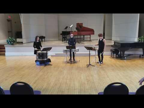 Trio for Percussion - Kraft