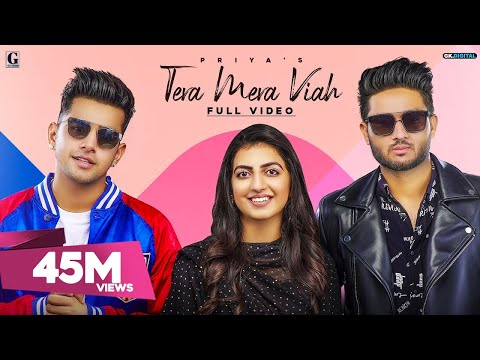 tera-mera-viah-:-priya-(full-song)-jass-manak-|-rav-dhillon-|-mixsingh-|-gk-digital-|-geet-mp3