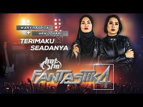Fantastik 4 | ARA JOHARI & WANY HASRITA - Terimaku Seadanya - Minggu 3