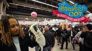 WHAT WENT DOWN AT THE FIRST SNEAKERCON IN MONTREAL 2018 !!!