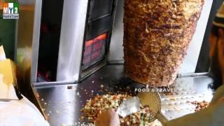 Samoli Chicken Shawarma In Hyderabad | Rare Street Food
