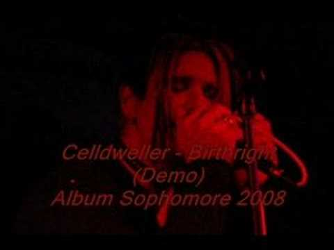 Celldweller  Birthright DEMO 2008