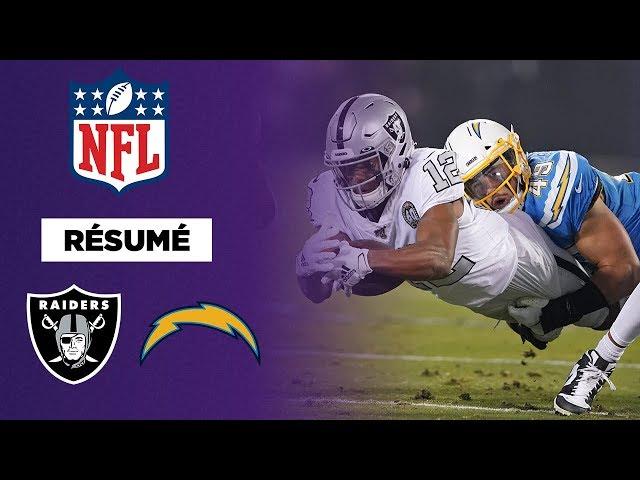 NFL : Les Raiders s'imposent à Los Angeles