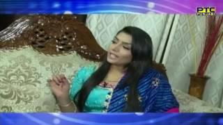 Rupinder handa | exclusive | selfie interaction | takhatposh | ptc entertainment show | ptc punjabi