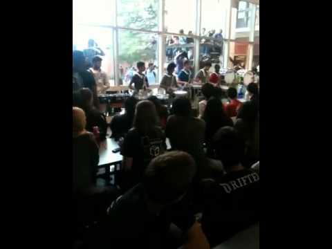 Duluth High School Drumline