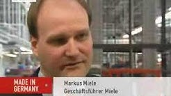 Made in Germany | Familienunternehmen - Miele