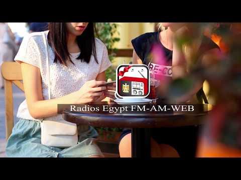 Radios Egypt FM AM WEB - راديو مصر إف إم - أم -ويب