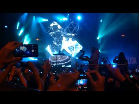 Alan Walker Part 1— The Spectre Sing me to sleep  Vivo por el rock 10 Lima - Peru 26-05-2018