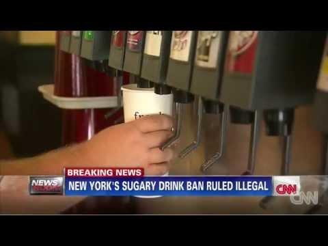 Michael Bloomberg's Soda Ban Struck Down In Court