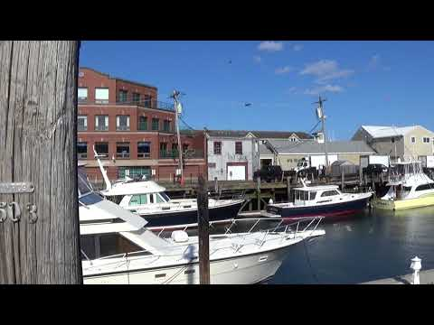 Maine Family Trip 2017 | Portland Harbor 2