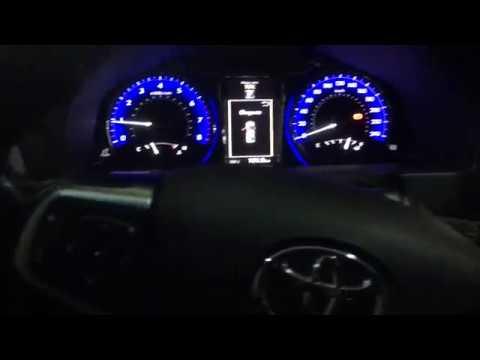 Правильный режим Slave на Toyota Camry и Starline S96