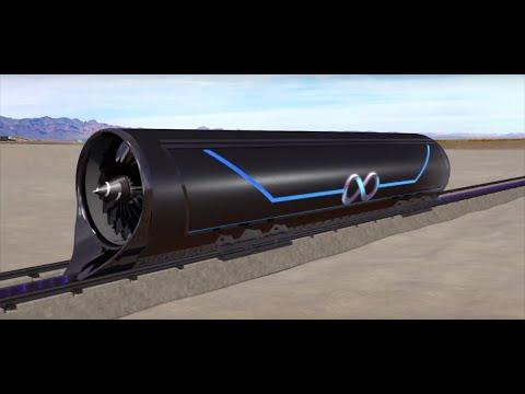 Elon Musk's Hyperloop concept: Hyperloop One