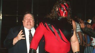 Why Kane's WWE debut made him nervous: WWE Untold sneak peek