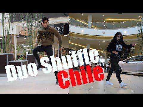 Duo Shuffle Chile 2018 Joss ft Kary - FireShoes