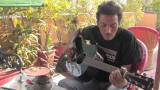A Bombino Morning in India
